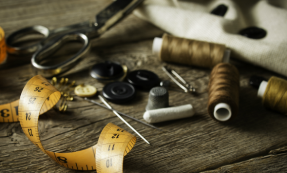The Repair and Service of Men's Clothing