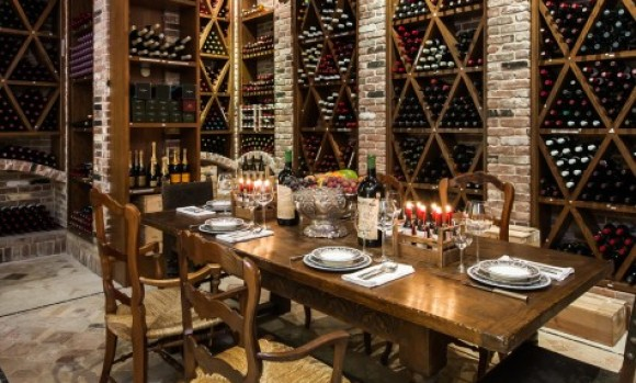 The Rise of the Wine Room