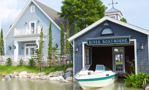 In Praise of the Boathouse