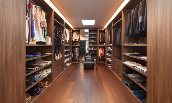 Staging your Closet